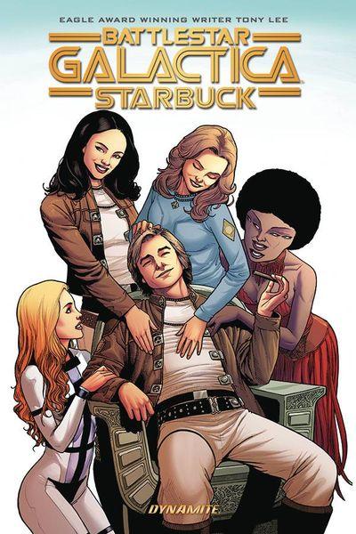 Battlestar Galactica Classic Starbuck TPB