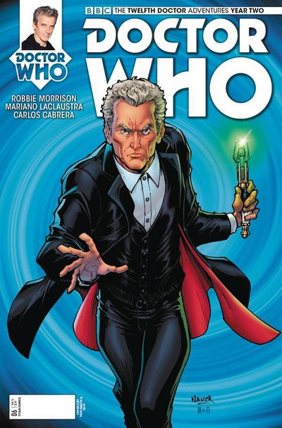 Doctor Who 12th Year 2 #6 (Cover C - Nauck)