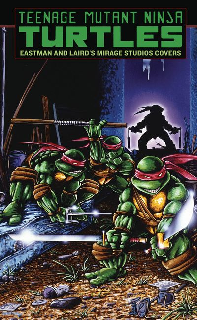 Teenage Mutant Ninja Turtles Eastman & Laird Mirage Studios Covers HC FEB170370E