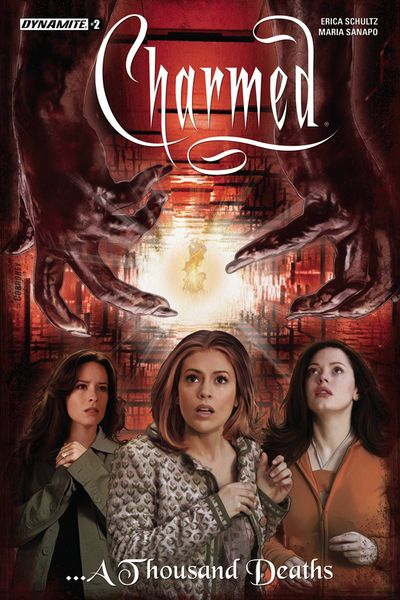 Charmed #2 (of 5) (Cover A - Corroney)