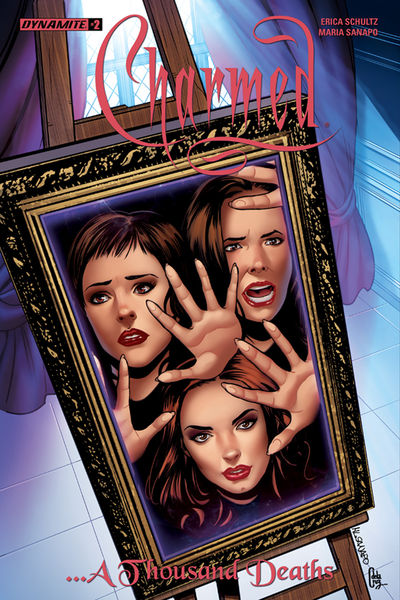 Charmed #2 (of 5) (Cover B - Sanapo)