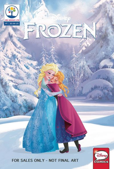 Disney Frozen #7 FEB171739F