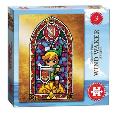 Legend Of Zelda Wind Waker #3 Puzzle FEB173221J