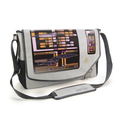 Star Trek TNG PADD Messenger Bag FEB182741