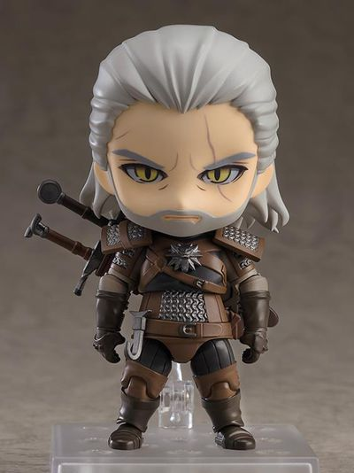 The Witcher 3 Wild Hunt Geralt Nendoroid Action Figure FEB188863