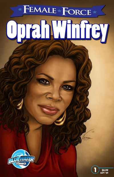 Female Force #7 Oprah Winfrey