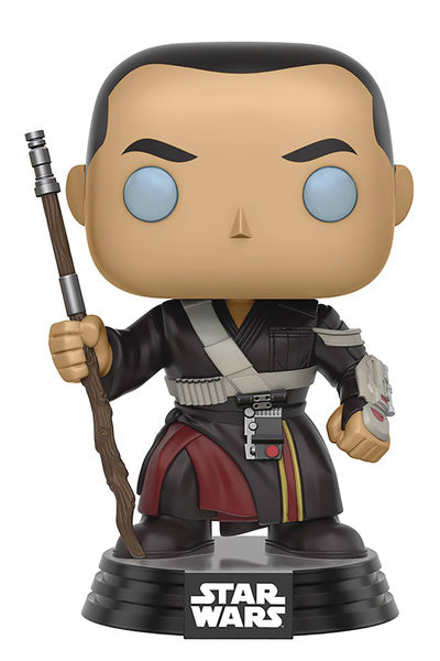 Pop Star Wars Rogue One Chirrut Imwe Vinyl Figure FUNK-10455