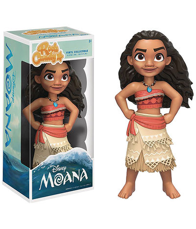 Rock Candy Moana Vinyl Figure FUNK-11799