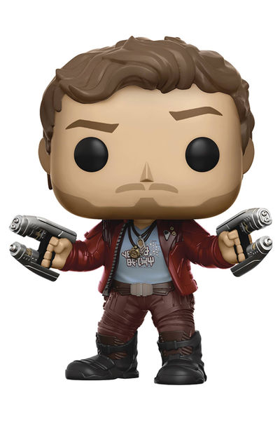 Pop Guardians of the Galaxy 2 Star-lord Vinyl Bobble Head FUNK-12784