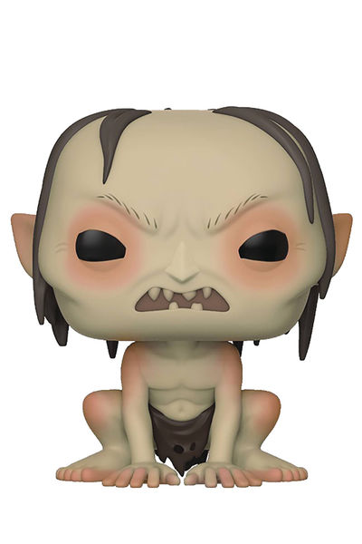 Pop Movies Lord of the Rings Gollum Vinyl Figure FUNK-13559