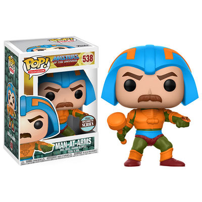 Pop Specialty Series Masters of the Universe Man at Arms Vinyl Figure FUNK-14328