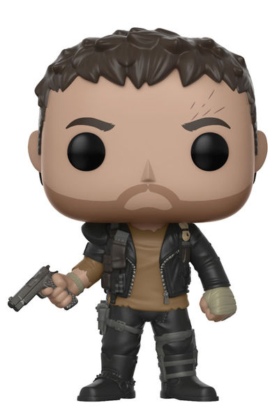 Pop Movies: Mad Max Fury Road - Max with Gun Vinyl Figure