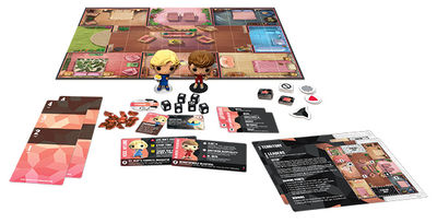 Funkoverse Golden Girls 100 Strategy Game - Expandalone