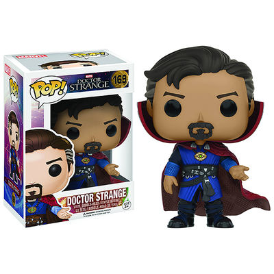 POP Marvel Dr. Strange Vinyl Figure FUNK-9744