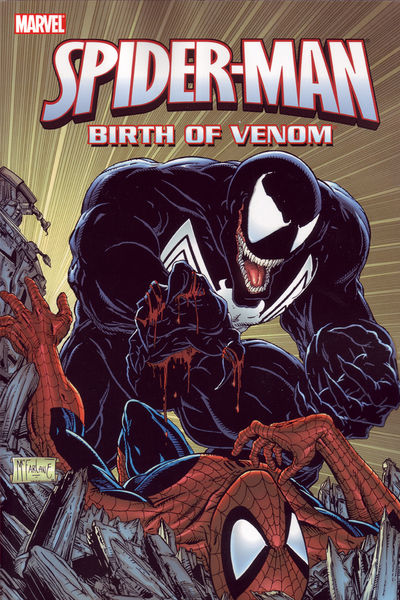 Spider-Man the Birth of Venom TPB JAN072444D