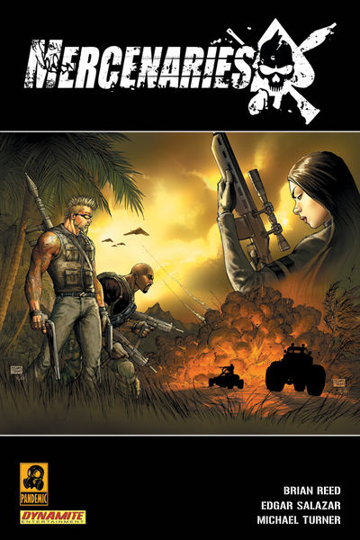 Mercenaries TPB Vol. 1 JAN083517E