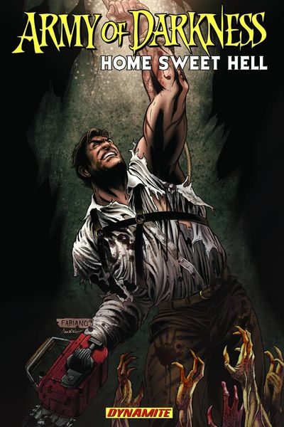 Army of Darkness TPB Vol. 8 Home Sweet Hell JAN094142E
