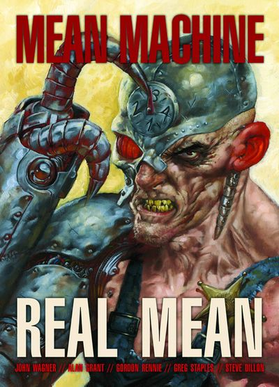 Mean Machine Real Mean TPB