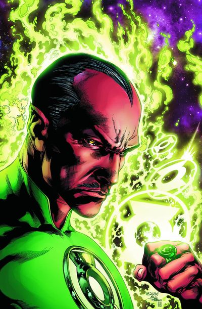 Green Lantern HC Vol. 01 Sinestro JAN120301D
