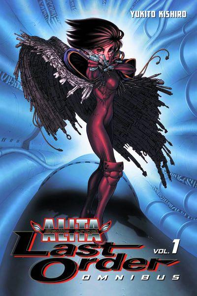 Battle Angel Alita Last Order Omnibus Vol. 01