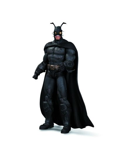Batman Arkham City Rabbit Hole Batman Action Figure JAN140400Y