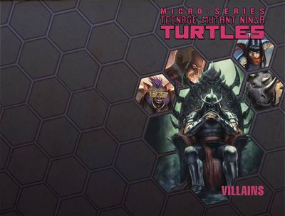 Teenage Mutant Ninja Turtles Villain Microseries TPB Vol. 02 JAN140466E