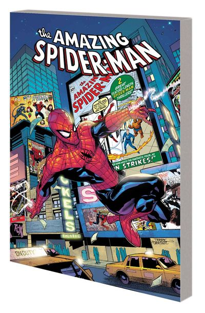 Spider-Man Firsts TPB JAN140803D