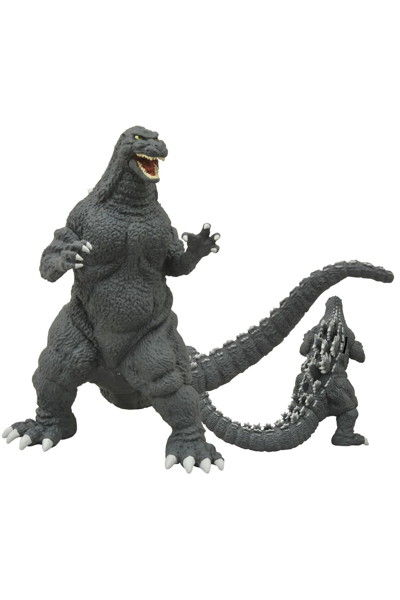 Godzilla 1989 Vinyl Figural Bank JAN141921U