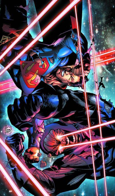 Superman vs. Darkseid TPB
