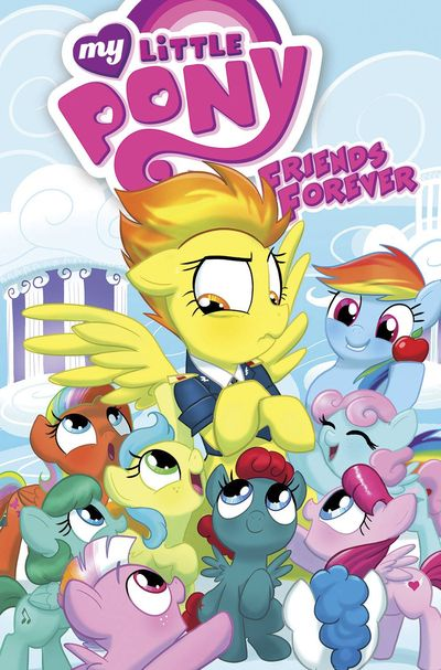 My Little Pony Friends Forever TPB Vol. 03 JAN150515E