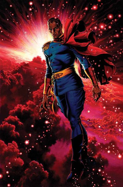 Miracleman #16 (Leach Variant Cover Edition)