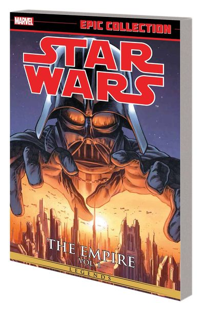Star Wars Legends Epic Collection TPB Vol 01 Empire