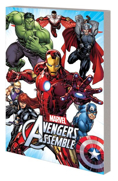 Marvel Universe All New Avengers Assemble Digest TPB Vol. 01 JAN150911D