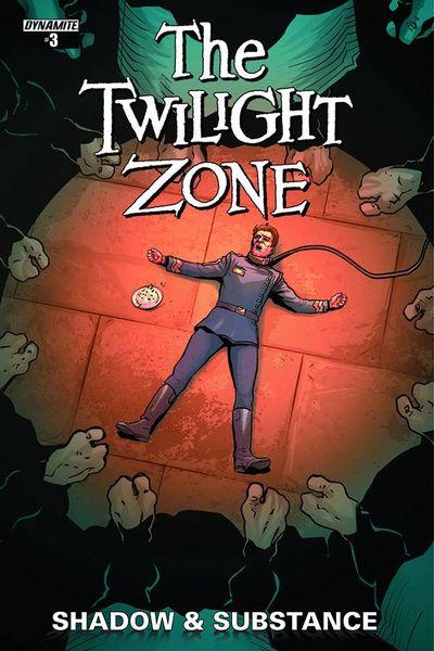 Twilight Zone S&S #3 (Cover A - Vilanova)