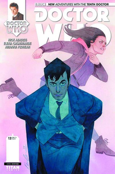 Doctor Who 10th #12