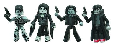 Sin City Minimates Series 3 Set JAN152170U
