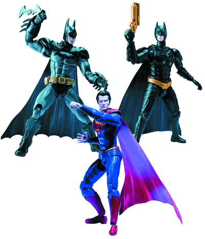 Sprukits DC Level 2 Joker Dkr Model Kit JAN152198J