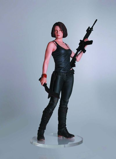 Walking Dead Tv Maggie Green 1/4 Scale Statue JAN152298I