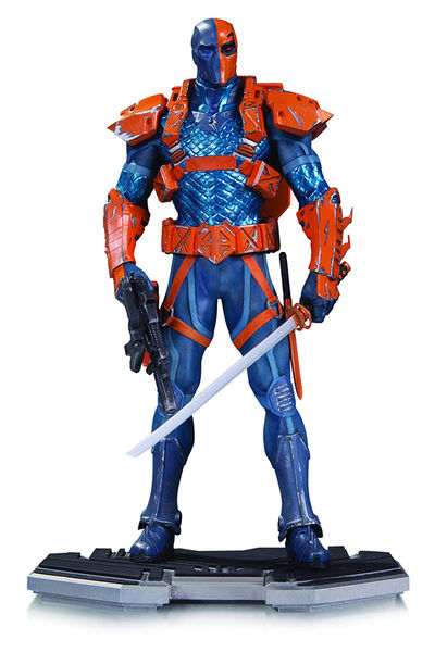 DC Comics Icons Deathstroke Statue JAN160374X