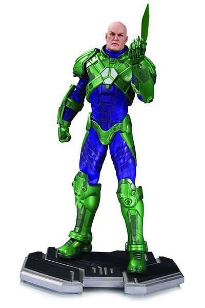 DC Comics Icons Lex Luthor Statue JAN160375X