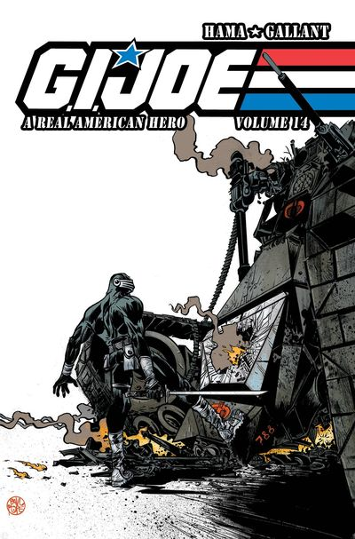 G.I. Joe A Real American Hero TPB Vol. 14 JAN160417E