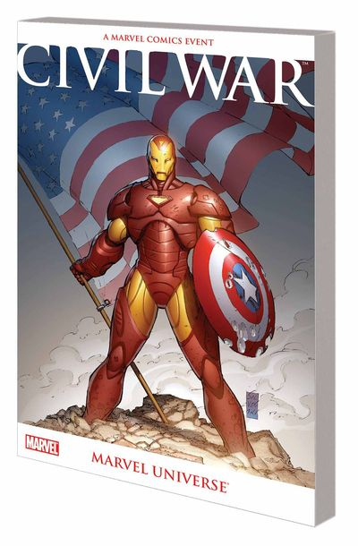 Civil War TPB Marvel Universe New Printing JAN160943D