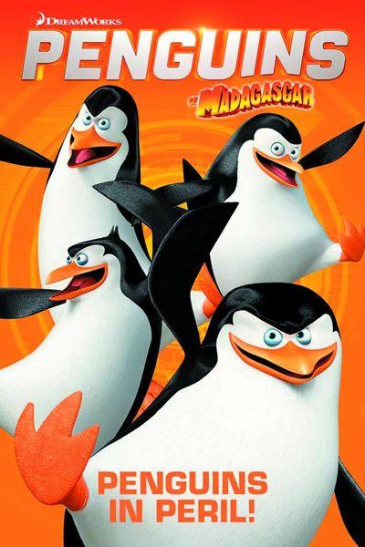 penguins of madagascar tpb vol 03. Black Bedroom Furniture Sets. Home Design Ideas
