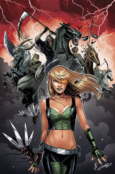 Grimm Fairy Tales Robyn Hood Ongoing #20 (Cover A - Ingranata)