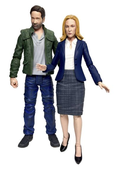 X-Files 2016 Select Action Figure Assortment JAN162247U