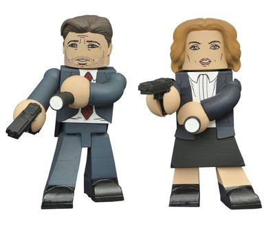 X-Files 2016 Scully Vinimate JAN162249U