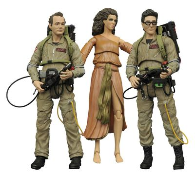 Ghostbusters Select Action Figure Series 2 Assortment JAN162250U
