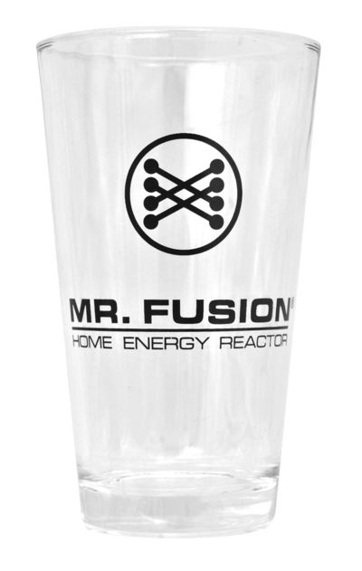 Back To the Future Mr Fusion Pint Glass JAN162260U