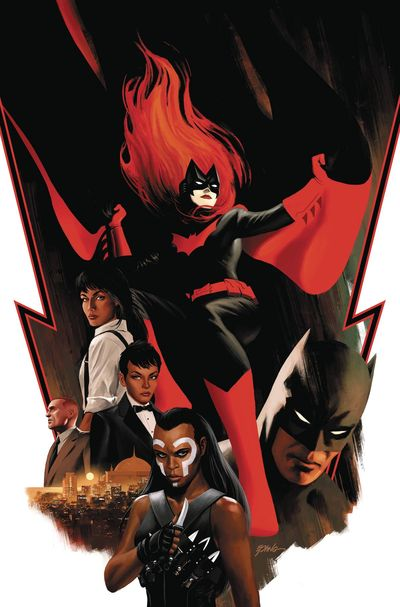Batwoman comics at TFAW.com
