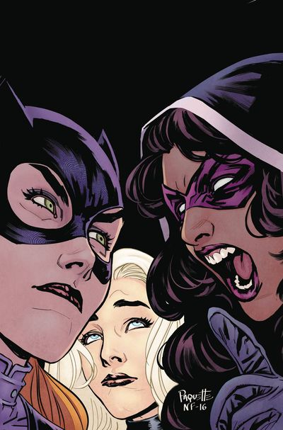 Batgirl & The Birds Of Prey TPB Vol. 01 Who Is Oracle (rebirth